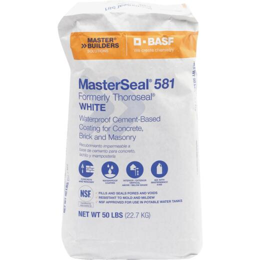 MasterSeal 581 50 Lb. White Masonry Waterproofer