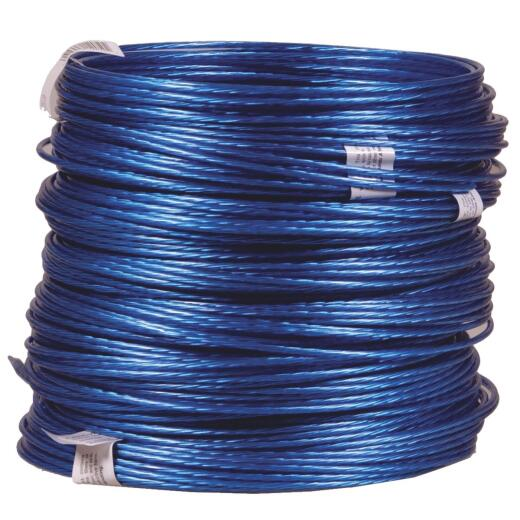 HILLMAN Anchor Wire 50 Ft. Guy Plastic-Coated Wire