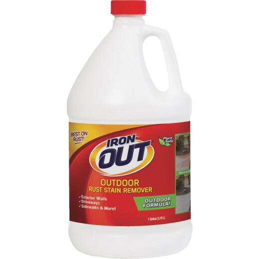 Iron Out 128 Oz. Outdoor Rust Remover