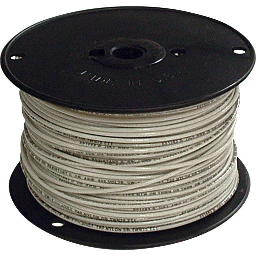 Southwire 500 Ft. 14 AWG Stranded White THHN Wire