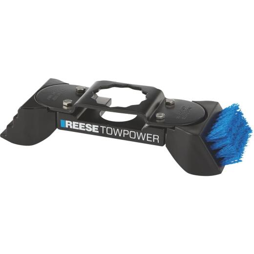 Reese Towpower Ball Mount Boot Brush with Scraper
