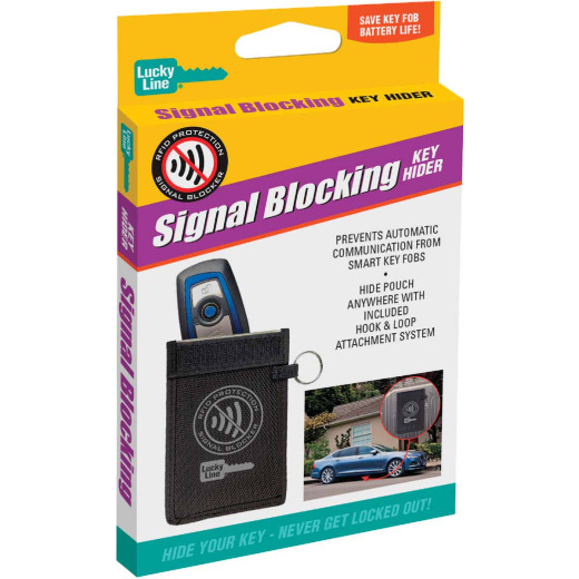 Lucky Line Signal Blocking Key Hider