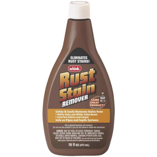 Whink 16 Oz. Rust Stain Remover