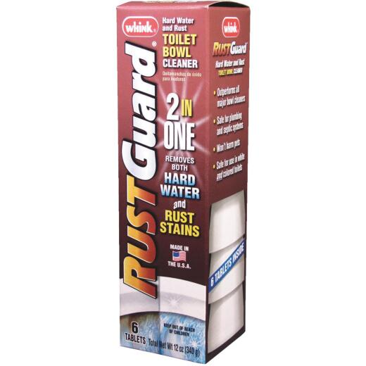 Whink RustGuard Bowl Cleaner (6 Count)