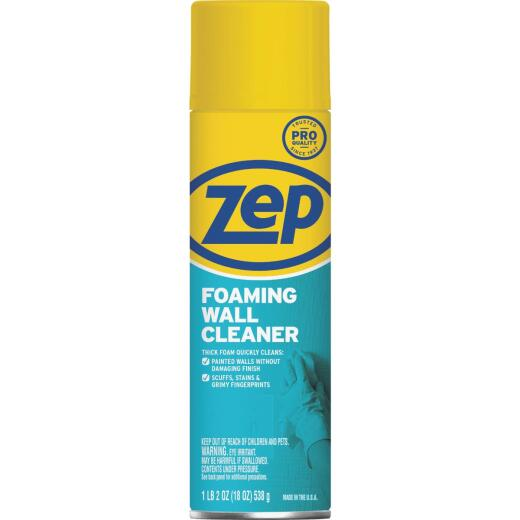 Zep Commercial 18 Oz. Foaming Wall Cleaner