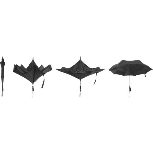 Better Brella Reverse-Open 41.5 In. Umbrella, Black