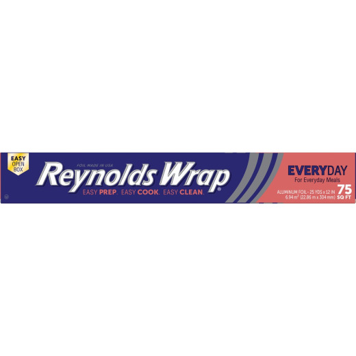 Reynolds Wrap 75 Sq. Ft. Aluminum Foil