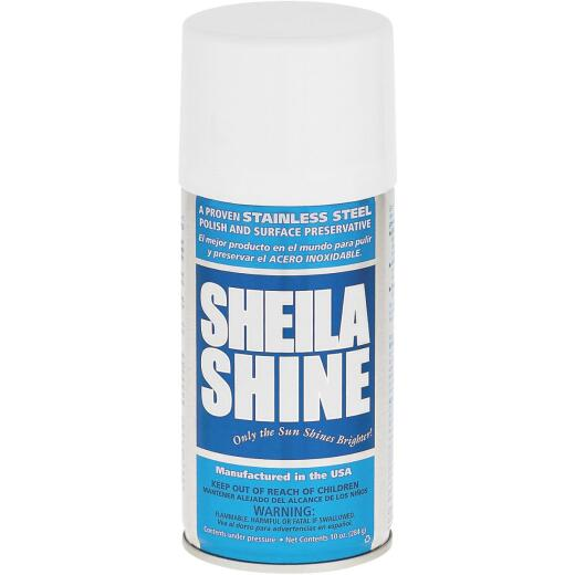 Sheila Shine 10 Oz. Stainless Steel Cleaner
