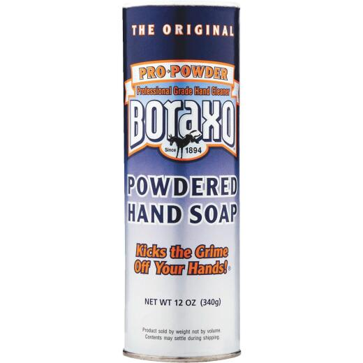 Boraxo Powdered Hand Soap, 12 Oz.