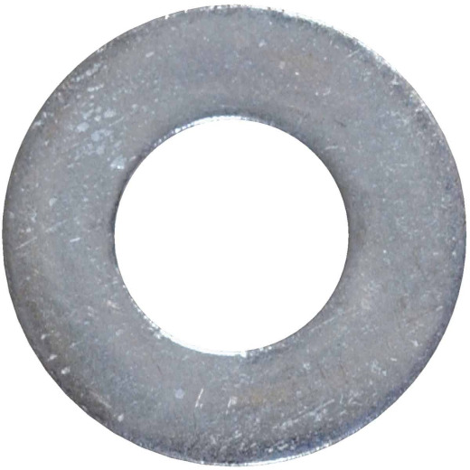Hillman 3/8 In. Steel Hot Dipped Galvanized Flat USS Washer (100 Ct.)