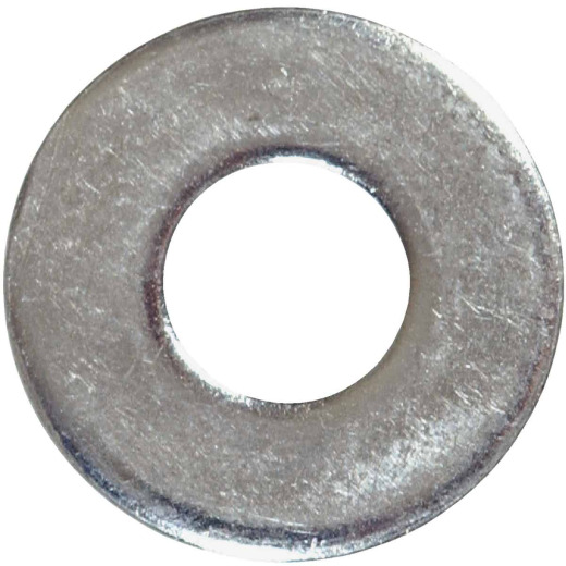 Hillman #12 Steel Zinc Plated Flat SAE Washer (100 Ct.)