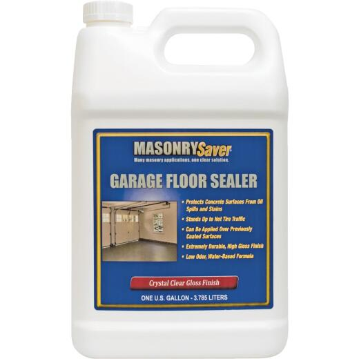Masonry Saver Clear Gloss Concrete Sealer, 1 Gal.